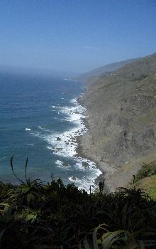 Blog. Bigsur